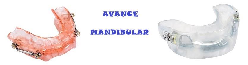 A Mandibular
